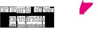Zahnarztpraxis Dr. Ingrid Höner Hamburg Harvestehude Logo
